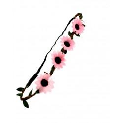 μαργαριτες ροζ