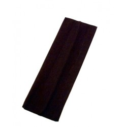 κορδελα καφε 22cm x 7cm