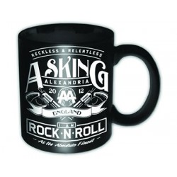 ASKING ALEXANDRIA ROCK N ROLL