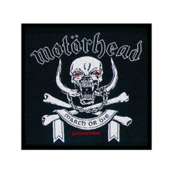 MOTORHEAD MARCH OR DIE