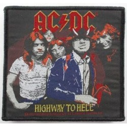 AC-DC HIGH WAY TO HELL
