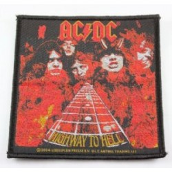 AC-DC HIGH WAY TO HELL FLAMES