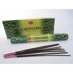 HEM-CANNABIS         20sticks