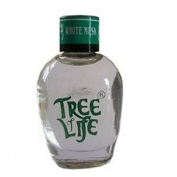 WHITE MUSK     Tree of life            8ml