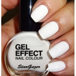 Gel Effect Nail Polish SNOW