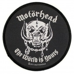 MOTORHEAD THE WORLD IS YOURS