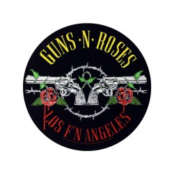 GUNS N ROSES LOS F'N ANGELES CIRC.