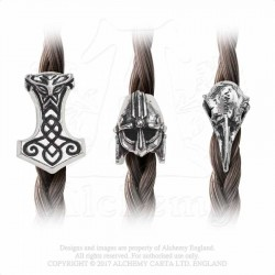 ABR5 NORSEBRAID HAIR BEADS