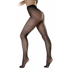 FISHNET TIGHTS BLACK XL 44-46