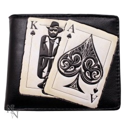 VEGAS PLYING CARDS WALLET