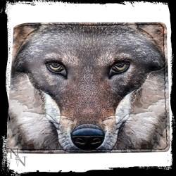PORTRAIT OF A WOLF WALLET